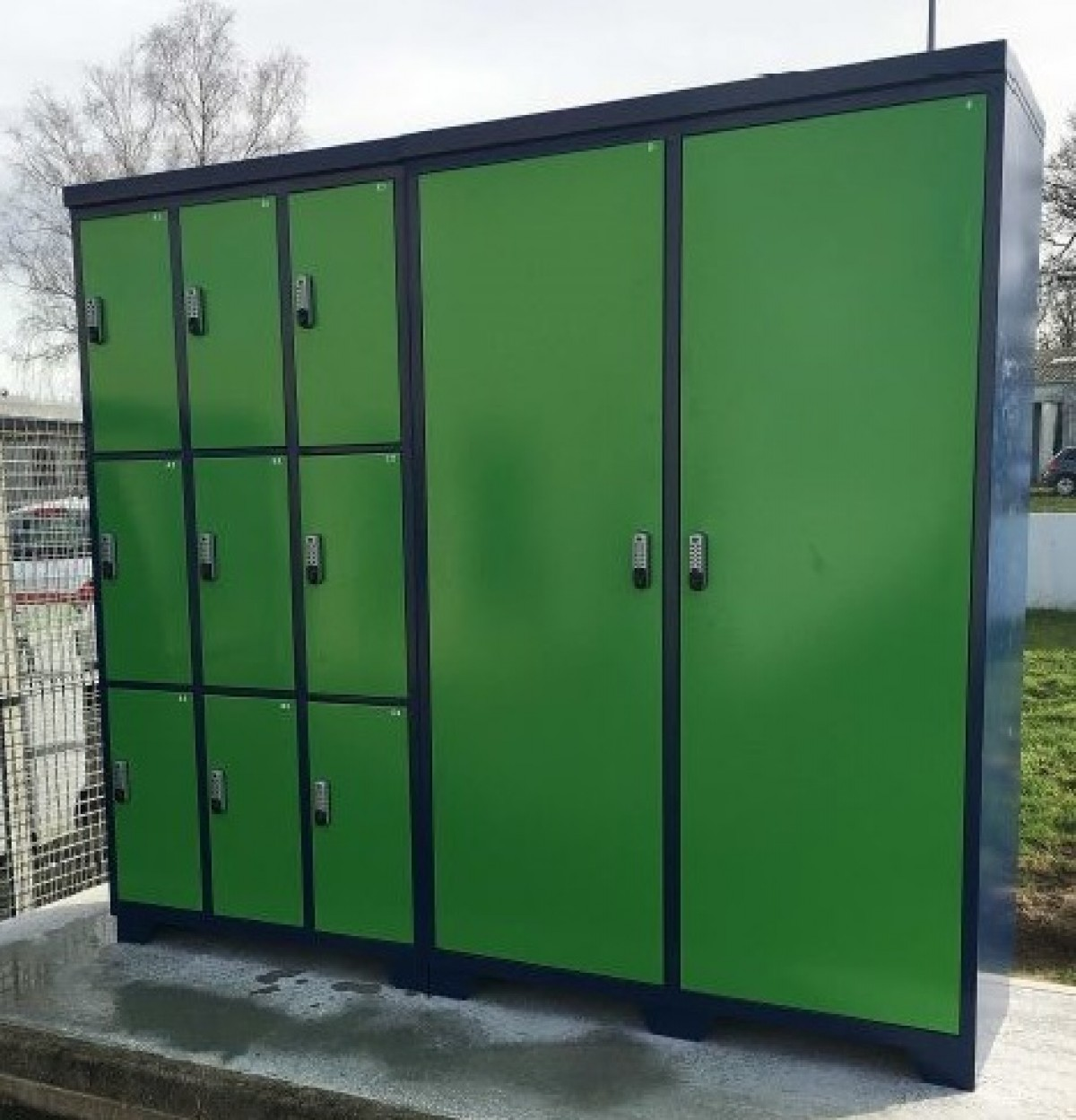 Click & Collect Cabinets
